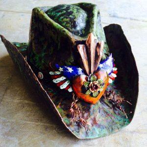 Dant.D.2018.02.03 Cowboy Hat